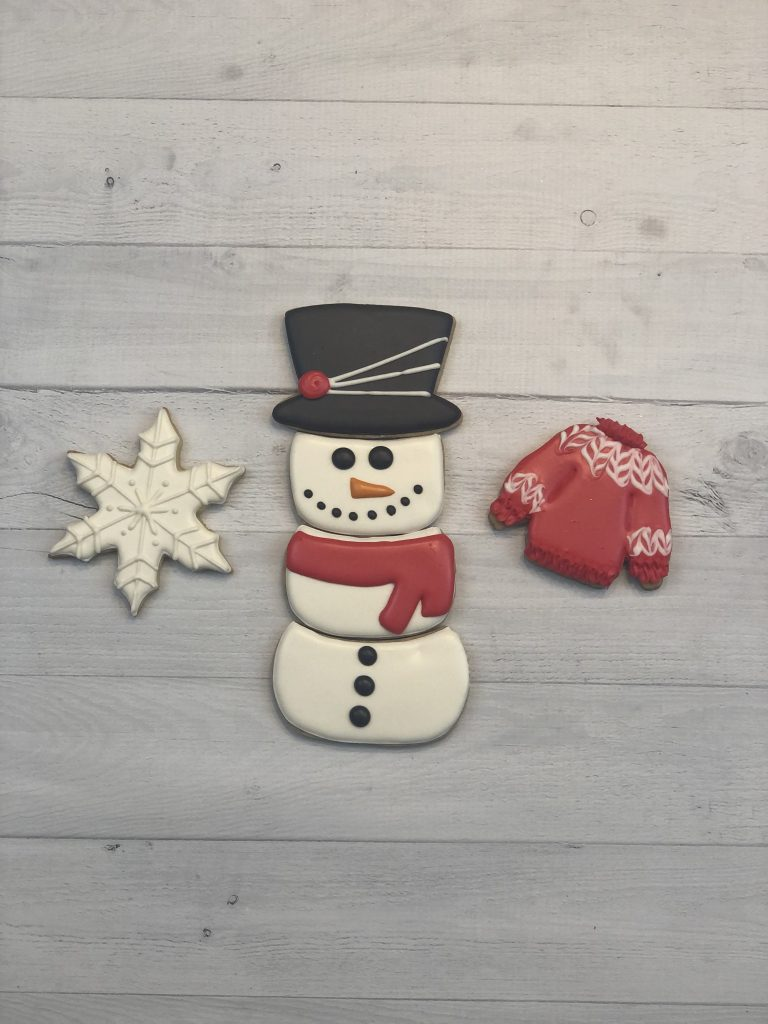 Winter Holiday Virtual Cookie Class
